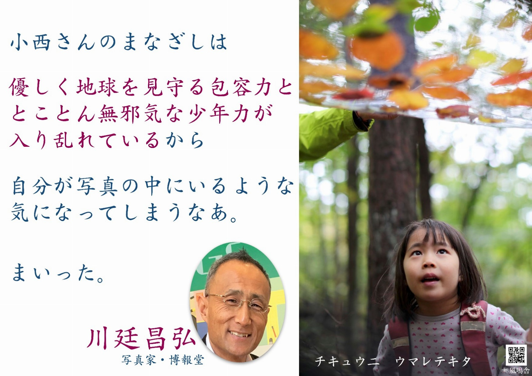 チキュウ二ウマレテキタ_推薦文7pop